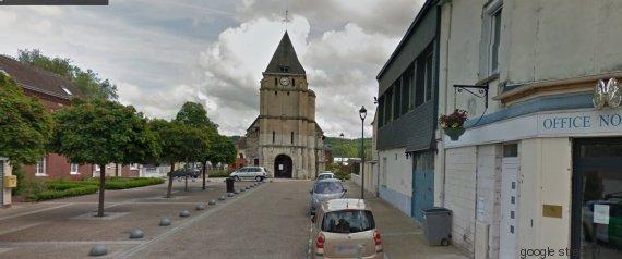 eglise saint etienne du rouvray