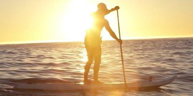 Un Sud-Africain veut aller du Maroc à la Floride en paddle pour la bonne cause