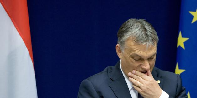 """""""Ich hätte es nicht besser formulieren können""""- Orban lobt Trumps Antiterrorismus Politik"""