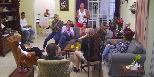 Im RTL-Sommerhaus erfahren Angelina und Alexander Posth: Sie erwarten ein Kind