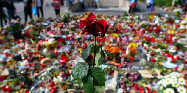 Nach den Attacken von Würzburg, München, Reutlingen trauert Deutschland um die Opfer