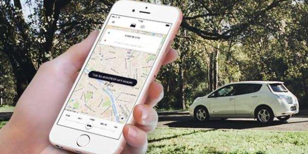 Uber lance un service de voitures électriques pour la COP22