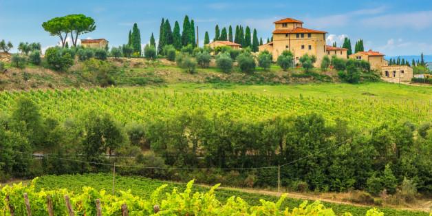 Toskana - ein Landstrich, den man nicht an einem Wochenende entdecken kann