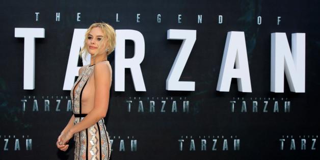 Jane-Darstellerin Margot Robbie verrät, ob sie Tarzan mag