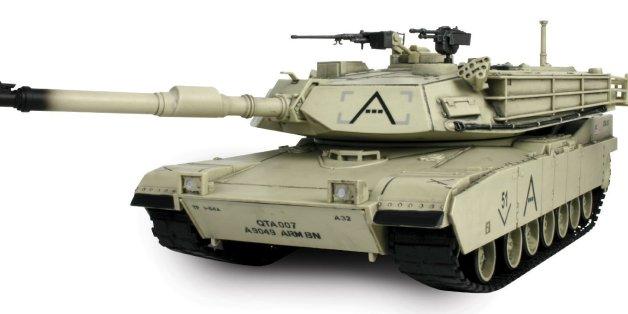 Les forces armées marocaines se font livrer des chars américains