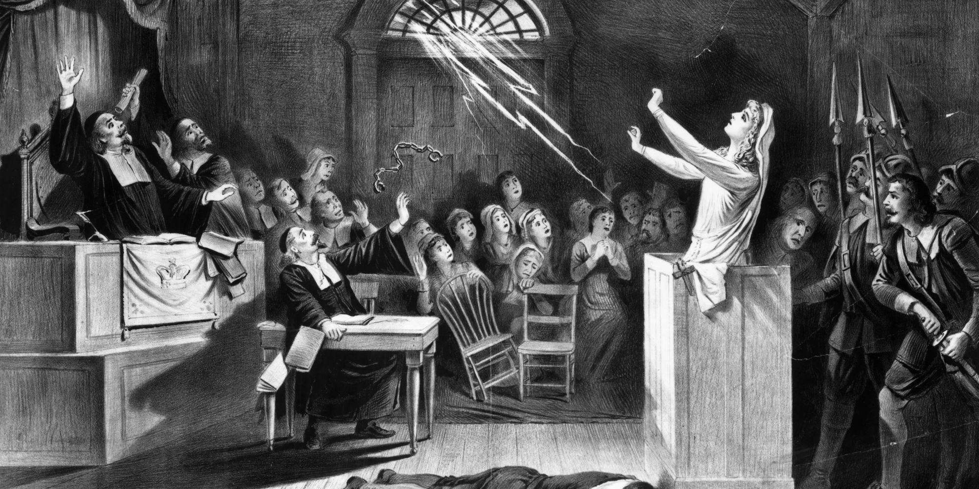 How Americas Puritan Roots Helped Create Its Unforgiving Prison - Puritan religion