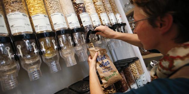 Zero Waste bedeutet auch, unverpackte Lebensmittel den Vorzug zu geben