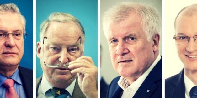 CSU und AfD fordern strengere Sicherheitsgesetze