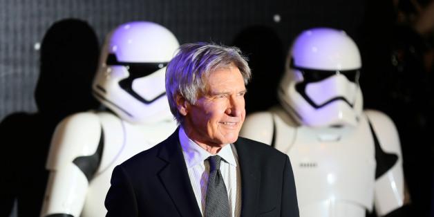 """Ein Unfall von Harrison Ford bei den Dreh-Arbeiten von """"Star Wars"""" hätte wohl auch deutlich schlimmer ausgehen können"""
