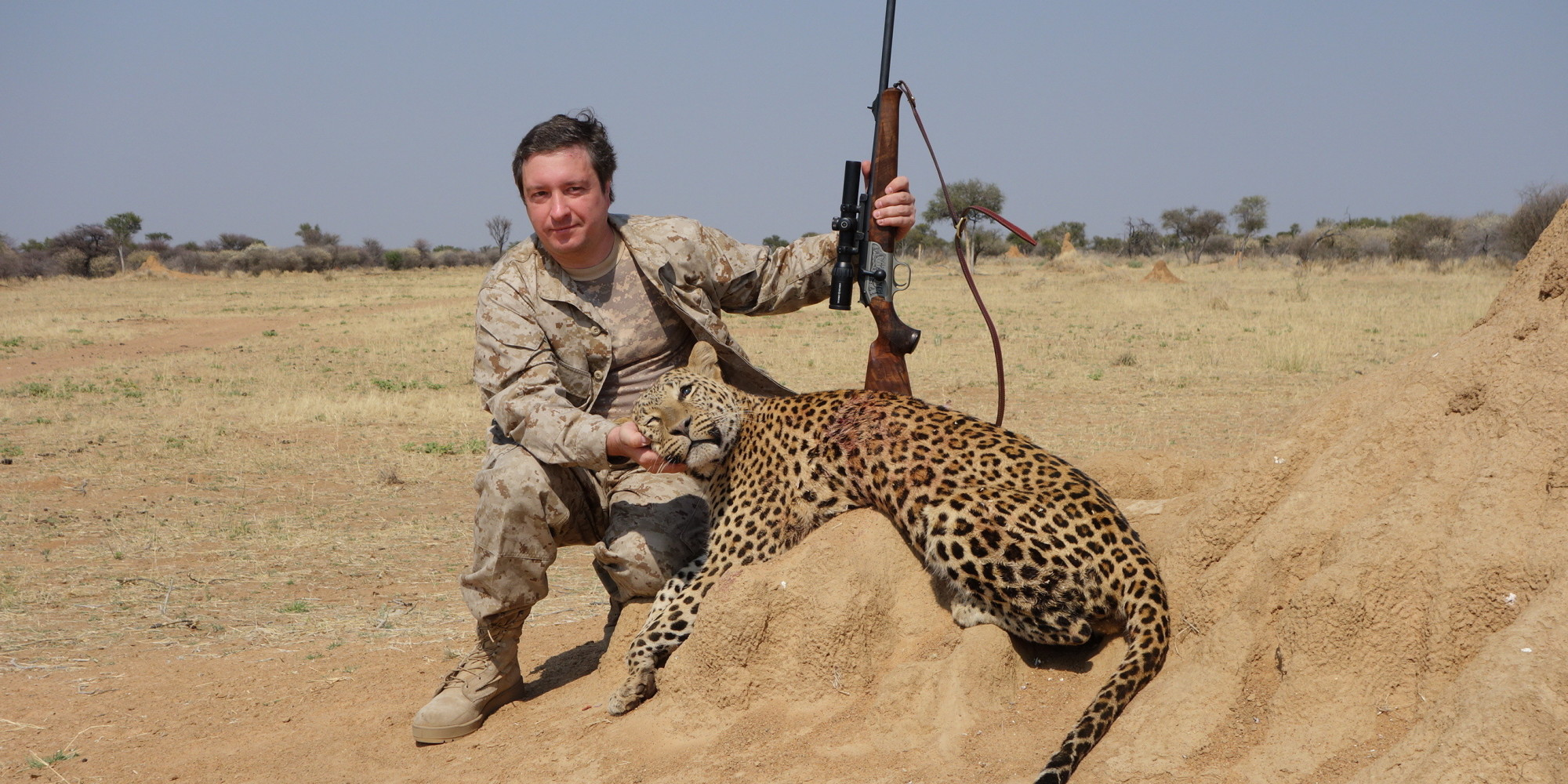 Hunting Leopards In Africa With Mkulu African Safaris South