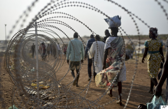 nuer south sudan
