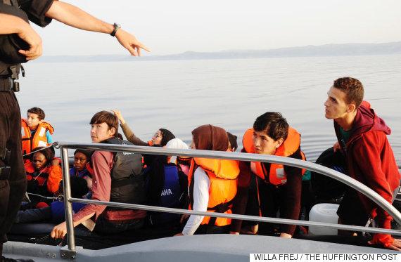 sauvetage en mer refugies migrants