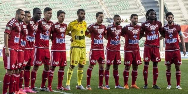 Le Wydad battu à domicile par Al Ahly