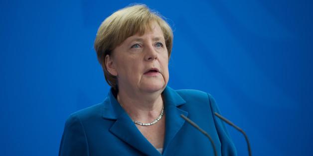 Bundeskanzlerin Angela Merkel tritt am Donnerstag vor die Presse - in der Bundespressekonferenz am 28. Juli ab 13 Uhr