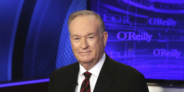 "FILE - In this Oct. 1, 2015 file photo, Bill O'Reilly of  the Fox News Channel program ""The O'Reilly Factor,"" poses for photos in New York. O'Reilly and conservative columnist George Will have escalated their extraordinary feud this week. Will's most recent column, headlined ""Bill O'Reilly makes a mess of history,"" followed up their onscreen confrontation last Friday on O'Reilly's Fox News Channel show. O'Reilly responded by saying Will is jealous of his success.  (AP Photo/Richard Drew, File)"