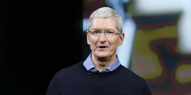 Apple-CEO Tim Cook freut sich: Das Unternehmen hat das einmilliardste iPhone verkauft