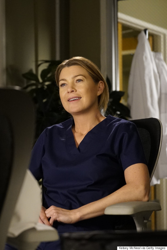 Ellen Pompeo Reveals She Stayed On Greys Anatomy Because Of Her