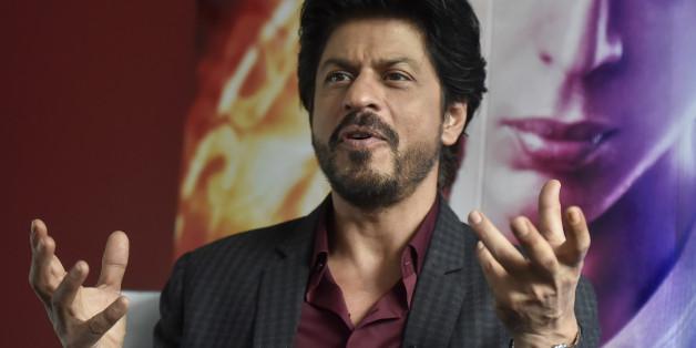 Bollywood-Star Shah Rukh Khan war zum Sendestart von Zee.One in München