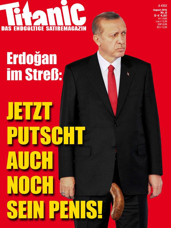 erdogan titanic