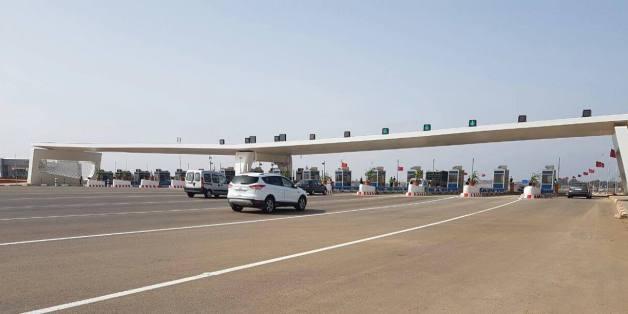 Hicham Lahlou et Inter Tridim signent l'auvent de la nouvelle autoroute de Rabat