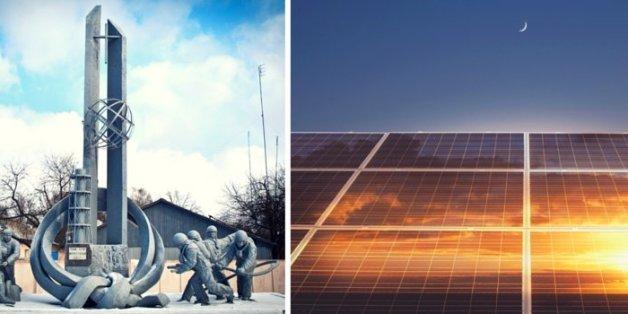 Am Ort des schwersten Kernkraftunfalls könnte bald eine riesige Solaranlage entstehen.