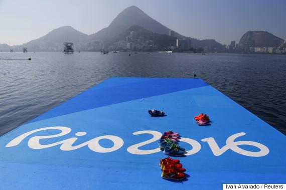 olympic stadium rio