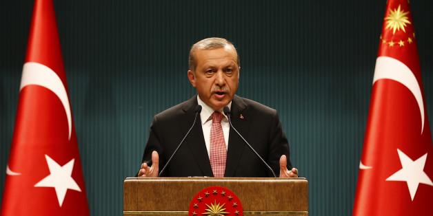 Erdogan kritisiert die Meinungsfreiheit in Deutschland