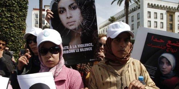 Au Maroc, les viols représentent 6% de l'ensemble des cas de violences faites aux femmes