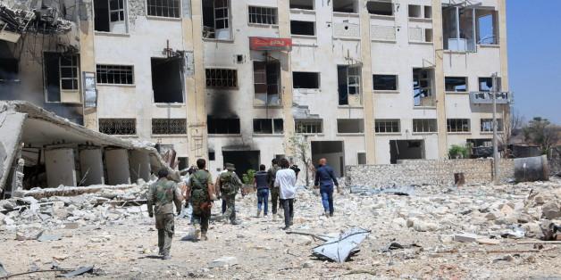 Die Lage in Aleppo wird immer dramatischer