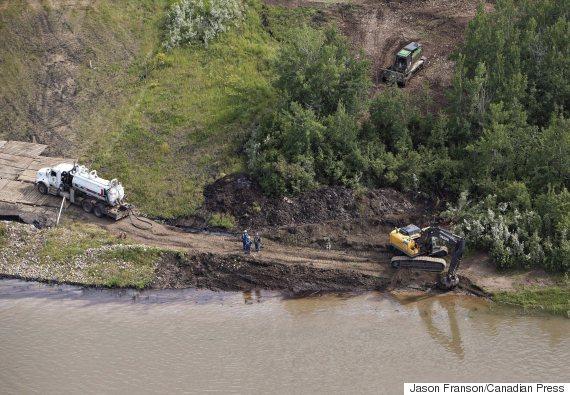 saskatchewan oil spill 2016