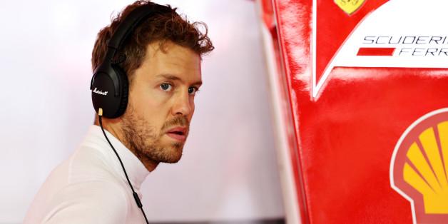 Sebastian Vettel hat die Hoffnung auf eine Genesung seines Kollegen Michael Schumacher noch nicht aufgegeben.