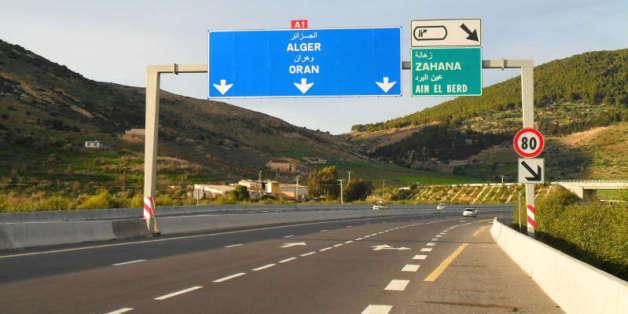 Carte Algerie Autoroute Est Ouest.Autoroutes L Algerie Et Le Maroc Au Coude A Coude Pour Le 2e Plus