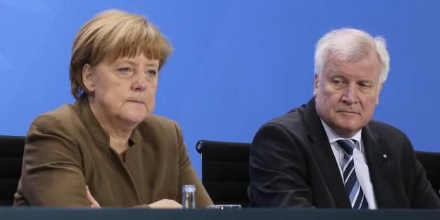 Zwischen Merkel und Seehofer kracht es wieder