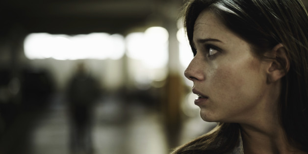Frauen sind besonders häufig Opfer von Belästigungen.