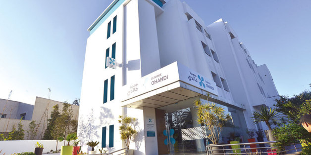 La clinique Ghandi, située à Casablanca, a été reprise par le groupe Saham en 2014