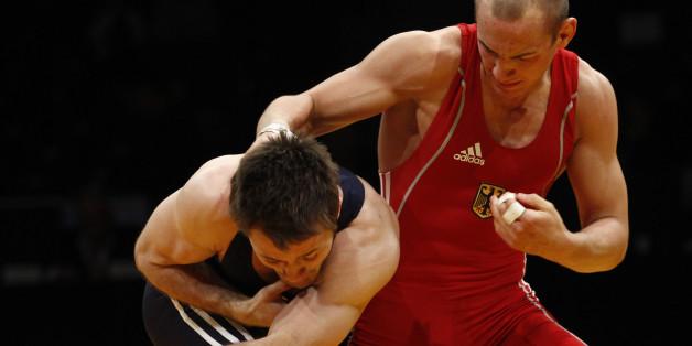 Frank Stäbler ringt bei den Olympischen Spielen in Rio mit - hoffentlich auch am 15. August