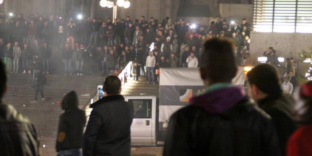 In der Kölner Silvesternacht soll es zu mehreren Vergewaltigungen gekommen sein.