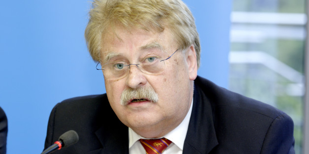 (GERMANY OUT) Elmar BROK , CDU , MoEP  (Photo by Unkel/ullstein bild via Getty Images)