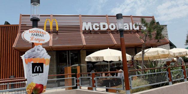 McDonald's ouvre ses deux premiers restaurants d'autoroutes au Maroc