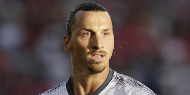 Zlatan Ibrahimovic kann mehr als nur Fußball spielen: Er ist auch ein guter Angler