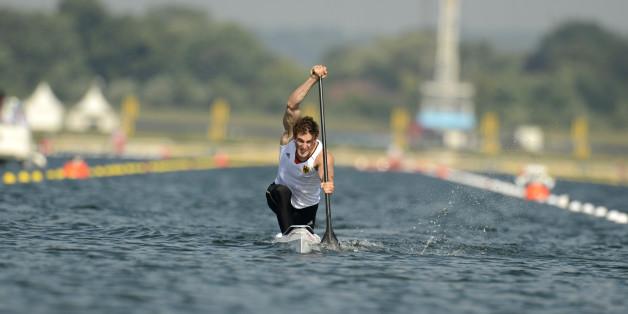 Sebastian Brendel gilt als Gold-Hoffnung der Kanuten - auch am 16. August
