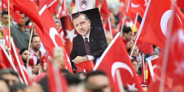 Organisator der Erdogan-Demo ist offenbar SPD-Mitglied