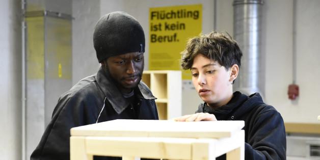 Flüchtlinge haben auf dem Arbeitsmarkt viele Hürden zu meistern.