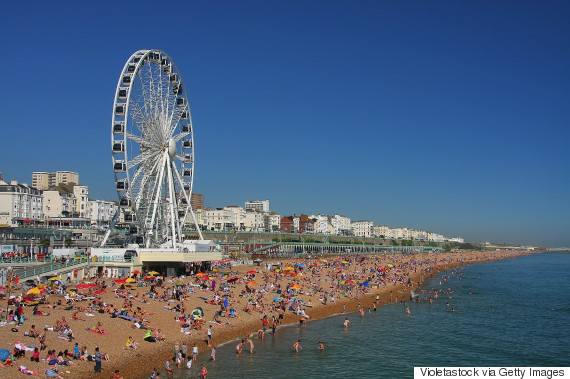 brighton beach wheel uk