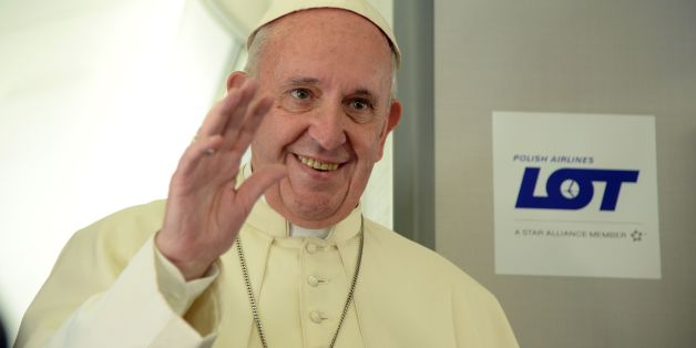 Pope Francis Refuses To Associate Islam With Violence Huffpost