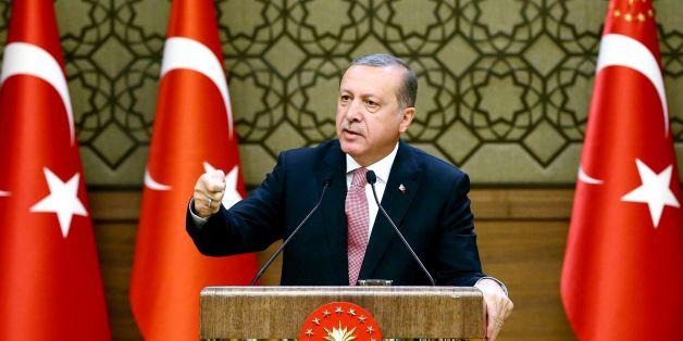 """""""Sie unterstützen Terroristen"""": Erdogan erhebt schwere Vorwürfe gegen den Westen"""