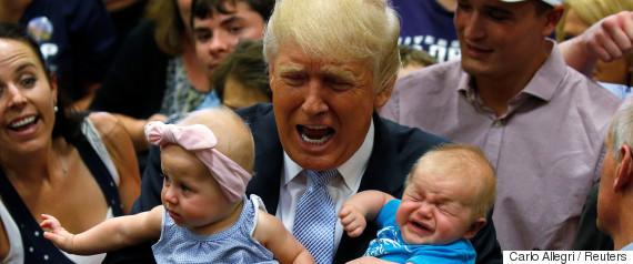 trump babies