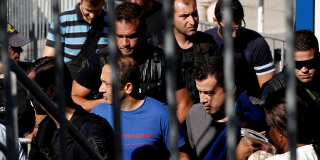 """Sind sehr beunruhigt"": Griechenland fordert Alternative zum Flüchtlingspakt"