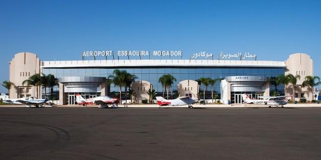 Hausse significative du trafic aérien à l'aéroport d'Essaouira