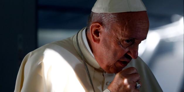 Papst Franziskus macht den Kapitalismus für den Terror verantwortlich.